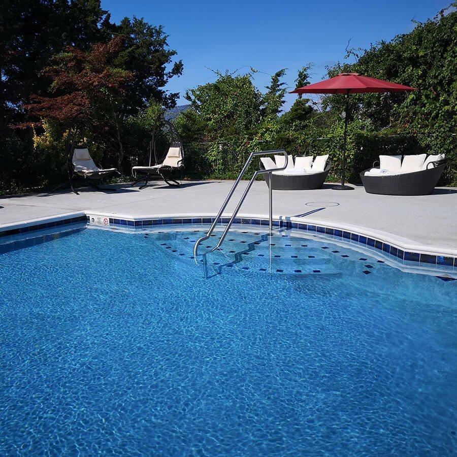 Outdoor Pool - Hampton Bays