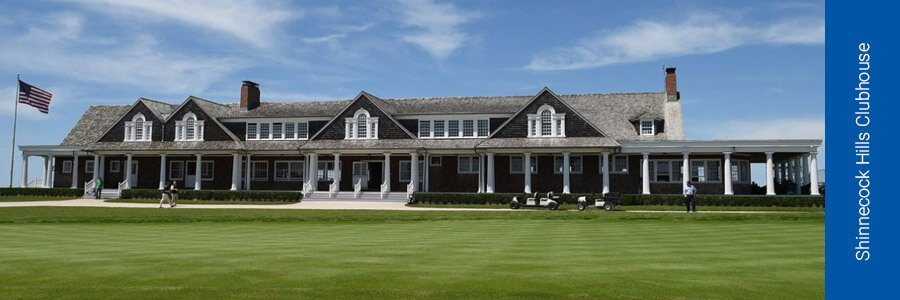 Shinnecock Hills Clubhouse